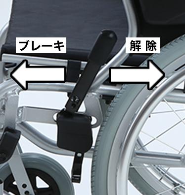 あなたを守る安心の駐車ブレーキ