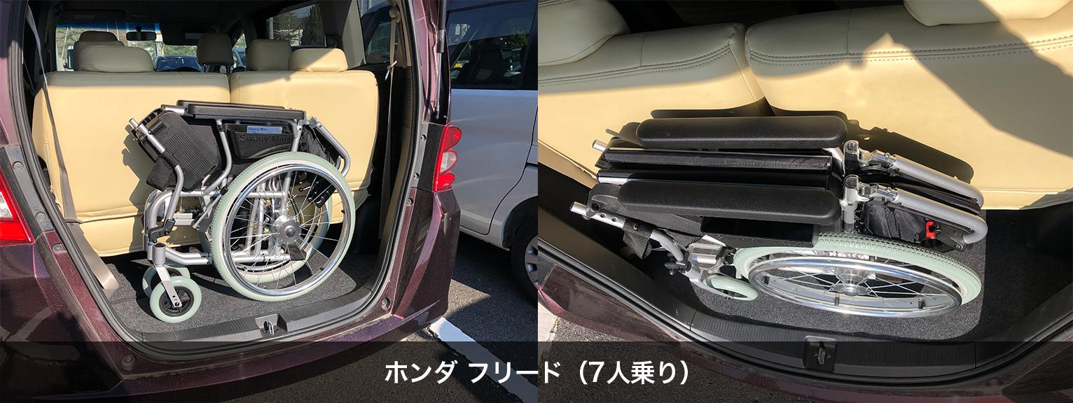 トランクに搭載の参考画像